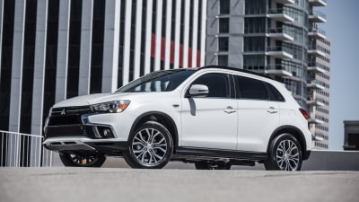 2018 Mitsubishi ASX Detailed Ahead Of New York Debut