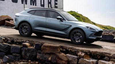 2021 Aston Martin DBX Bowmore Edition unveiled