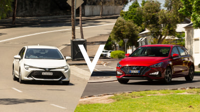 Toyota Corolla Ascent Sport vs Hyundai i30 Active