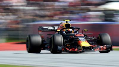 Motorsport: Verstappen wins, Vettel leads championship in Austria
