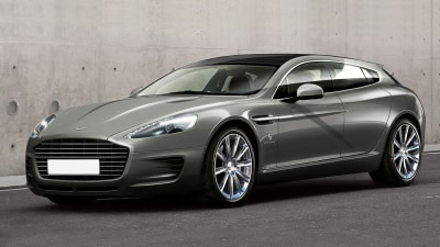 Aston Martin Bertone Jet 2+2 Revealed: A Shooting Brake One-off