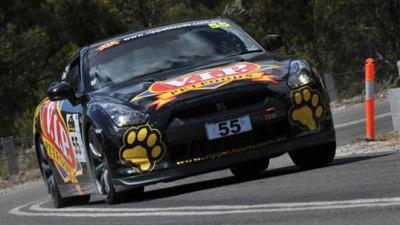 2009 Targa Tasmania: Tony Quinn Still Ahead After Day Two