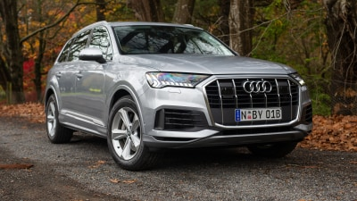 2020 Audi Q7 45TDI review