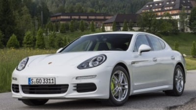 Porsche to take on Tesla with new all-electric model