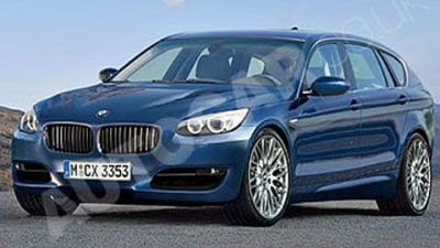 BMW Planning Crossoverish 3-Series-Based Quasi-Wagon