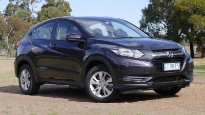 Honda HR-V Review: 2015 VTi Petrol CVT Auto