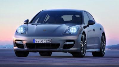 Porsche Panamera Turbo S On Sale In Australia