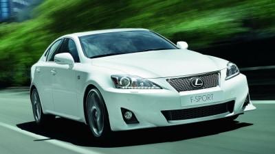 2011 Lexus IS Update Coming To Australia In November