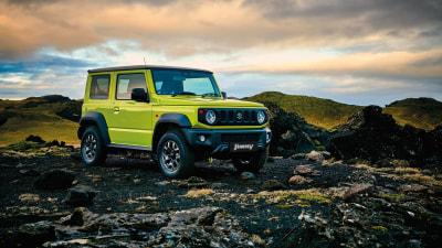 Suzuki Jimny gets global production boost, five-door due in 2022 – report