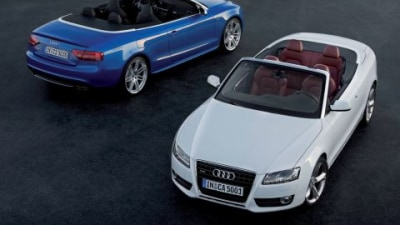 2009 Audi A5 Cabriolet And S5 Cabriolet Images And Details