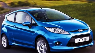 2009 Ford Fiesta Details Revealed