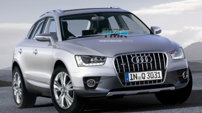 2012 Audi Q3 Compact SUV Previewed
