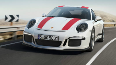 Porsche 911 R - Enthusiast's Dream Lands In Geneva