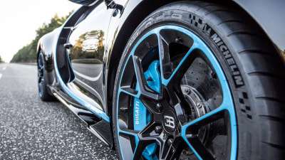 Michelin wants to make tyres out of recycled plastic bottles