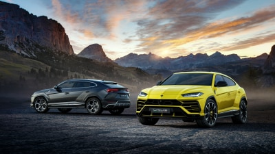 Lamborghini not tempted to create smaller SUV
