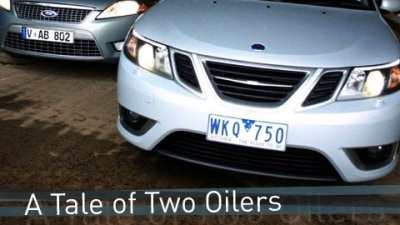 Road Test: Ford Mondeo TDCi versus Saab Aero TTiD