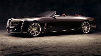 GM Shelves Plans For Big Cadillac Flagship: Report