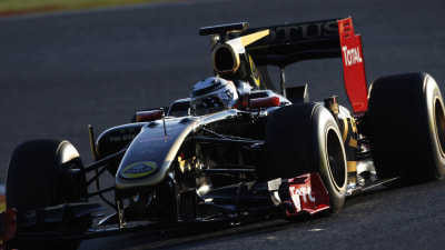 F1: Raikkonen Says Best Speeds Will Be A While Away