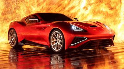 Icona Vulcano Supercar Concept Revealed