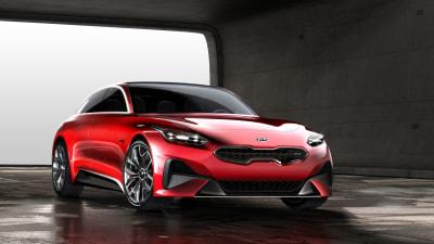 Electric power to propel new Kia design