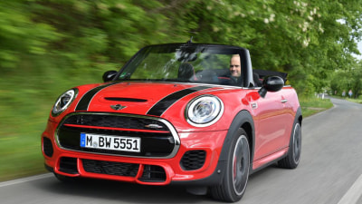 2016 MINI John Cooper Works Convertible - Prices, Features and Specifications