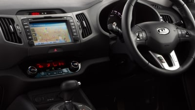 Kia Australia Announces Satellite Navigation For Optima, Sportage, Sorento