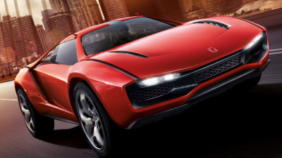 Italdesign Reveals Parcour Roadster And Coupe Concepts At Geneva