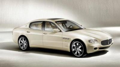 Maserati Quattroporte Collezione Cento and GranTurismo video tour