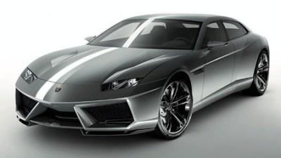 Lamborghini Estoque: Not Dead, But Not Alive Either