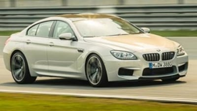 First drive review: BMW M6 Gran Coupe