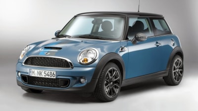 2012 MINI Baker Street And MINI Bayswater Special Editions Announced