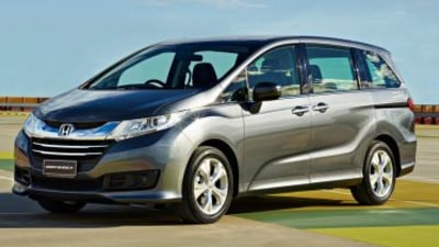 2017 Honda Odyssey VTi she says, he says review