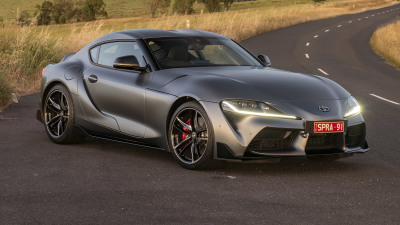 2021 Toyota GR Supra price and specs: More power, bigger price tag