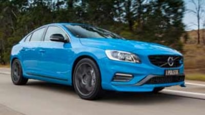 Volvo S60 Polestar first drive review