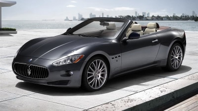 2010 Maserati GranCabrio On Sale In Australia From July