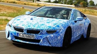 BMW i8: Don't mention the Nurburgring