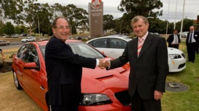 GM appoints new managing director to GM Holden Ltd