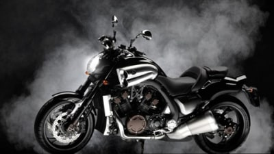 New 2009 Yamaha VMAX... get in quick