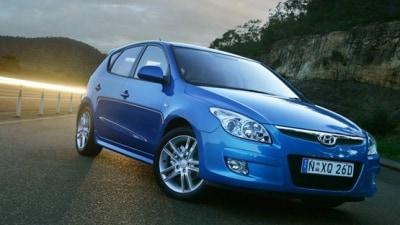 2010 Hyundai i30 Full Range Gets 5-Star ANCAP Crash Safety Rating