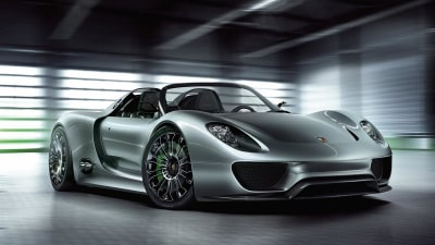 Porsche Planning Hybrid Versions Of Every Model