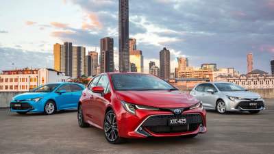 Toyota Corolla Ascent 2018 first drive review