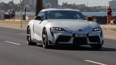 2021 Toyota GR Supra GTS review
