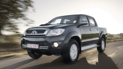 2009 Toyota Hilux Gets Update, Minor Nosejob
