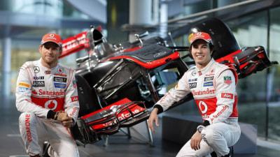 F1: McLaren 'In Good Shape' Despite Absent Title Sponsor