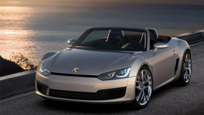 Speculation Grows Re New Entry-Level Porsche Roadster