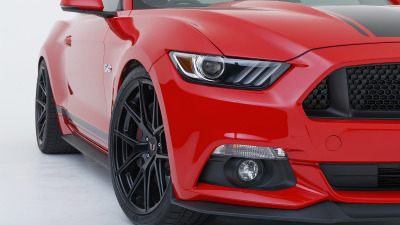 Tickford Adds New Suspension And Interior Upgrades To Mustang Mod Range