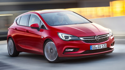 Brand-New Holden Astra Revealed Ahead Of Frankfurt Debut