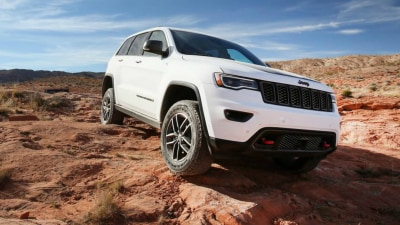 Jeep Grand Cherokee Trailhawk Coming To Australia