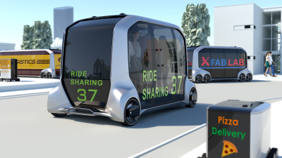 Subaru, Mazda, Suzuki, Isuzu join Toyota-led mobility company