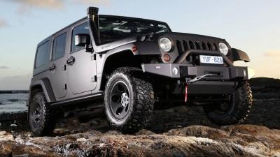 2012 Jeep Wrangler On Sale In Australia, Pentastar V6 On-board